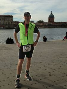 Arnaud Grimault - Marathon Toulouse